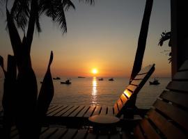 sunset beach house, Duong Dong