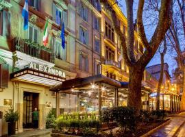 Hotel Alexandra, Rzym