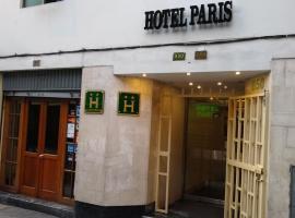 Hotel Paris Lima, Lima