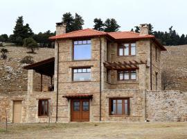 Arachova Mountain Villa Livadi, Eptálofos