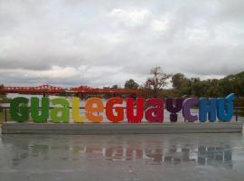 Tu lugar en gualeguaychú de la cabeza., Gualeguaychú