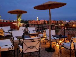 Dellarosa Boutique Hotel, Marrakech