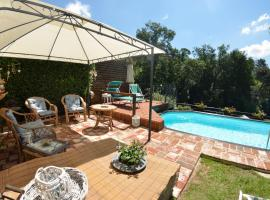 Nocchi Villa Sleeps 4 Pool Air Con WiFi, Montemagno