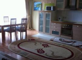 Apartment on Al-Farabi 53, Almaty