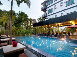 JaMe Hotel&Spa2, Siem Reap