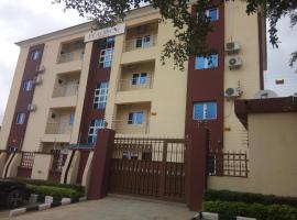 Peacock Apartments & Suites, Abuja