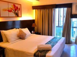 Tagaytay Staycation - Garnet, Тагайтай