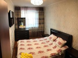 Apartment on Beimbeta Mailyna 28, (( Turksib ))