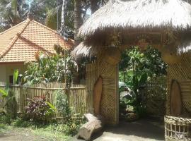 Widia Bungalow @ Balitrees Retreats, Tabanan