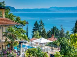 Vila Bisera, Ohrid