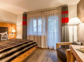 Hotel La Val Bergspa Brigels, Brigels