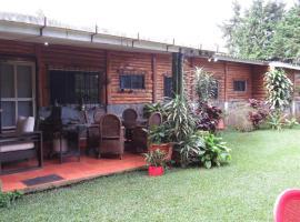 Ataco luxury cabaña, Concepción de Ataco