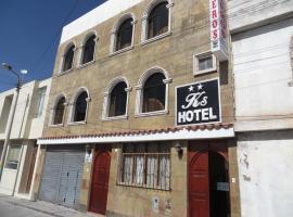 Hotel Keros VIP, Chivay