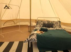 Wake up and Walk Camping, Tamworth