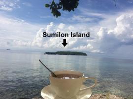 Island and Beach Front / Bangcogon Resort and Restaurant, Ослоб