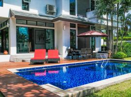 4 Bed Luxury Private Pool Villa, Layan Beach