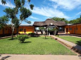 GCMF Guesthouse Mpongwe, Masaiti