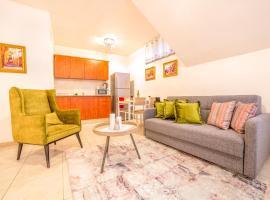 Premium Suites On The Beach in HaKovshim 15, Tel Awiw