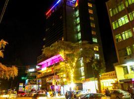 Denver boutique hotel, Addis Ababa