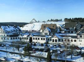 Vakantiehotel Der Brabander, Winterberg