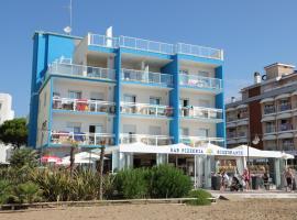 Hotel Tizian Beach, Каорле