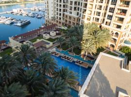 HiGuests Vacation Homes - Marina Residence 4, Dubaj