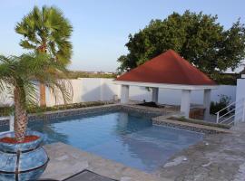 A Ocean View Malmok Villa, Palm Beach