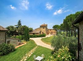 Locazione turistica Borgo Monticelli.5, Castiglione della Valle