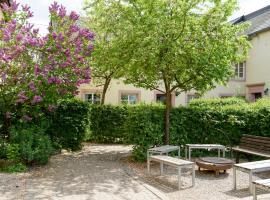 Nengshof Ferienwohnungen Mohnblume und Kornblume