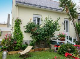 Holiday Home Les Rosiers, Camaret-sur-Mer