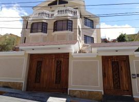 Casahogar Arancibia & Beltran, La Paz
