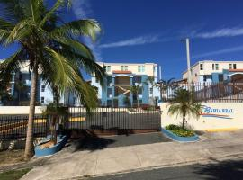 Sunset Paradise - Ocean View Penthouse Apartment, Cabo Rojo