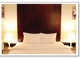 Ginasuite Kompleks27 Hotel, 斯里巴加湾市