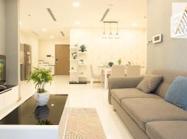 Liam Service Apartment - Millennium, Ho Chi Minh-stad