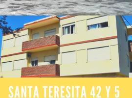 Santa Teresita 42y5, Santa Teresita