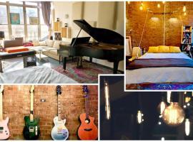 Bunkhouse Studios, Бруклин