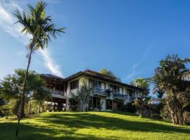 Casa Drake Lodge is ideal for the Dream of all travelers in tranquility, Drake