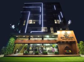 Sovereign Group Hotel at Pratunam, Бангкок