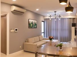 Apartments in ICON56, Ho Chi Minh-stad
