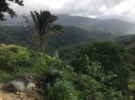 Maquma Hostel montaña y rio, Santa Marta
