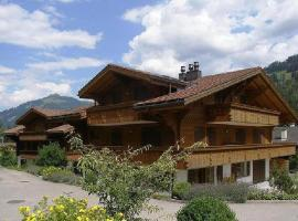 Grund Apartment Sleeps 4 WiFi, Gstaad