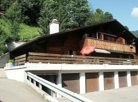 Saanen Apartment Sleeps 6 WiFi, Gstaad