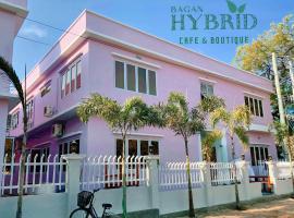 Bagan Hybrid Hotel, Bagan