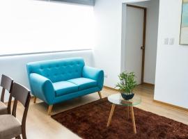 Cozy apartment in quiet area of San Miguel, Lima
