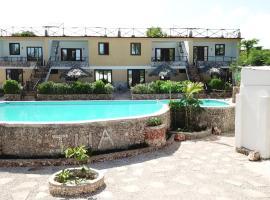 jua apartments, Kiwengwa