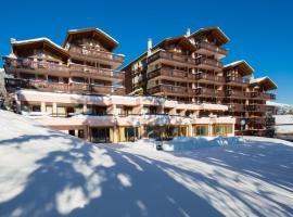 Crans-Montana Apartment Sleeps 6 Pool WiFi, Crans-Montana
