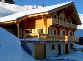Val d'Illiez Villa Sleeps 10 WiFi, Val d'Illiez