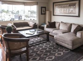 Nice apartment with ideal location, Lima