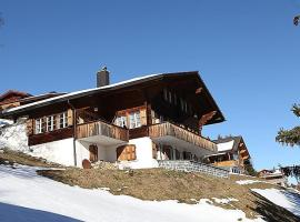 Schonried Apartment Sleeps 8 WiFi, Gstaad