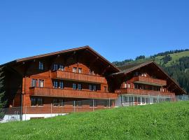Schonried Apartment Sleeps 12 WiFi, Gstaad